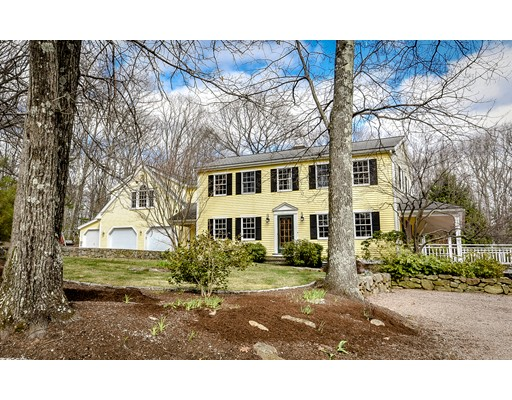 $847,000 - 4Br/4Ba -  for Sale in Holliston