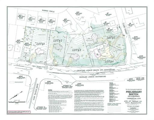 Land for Sale at Clark Street Salem, 01970 United States
