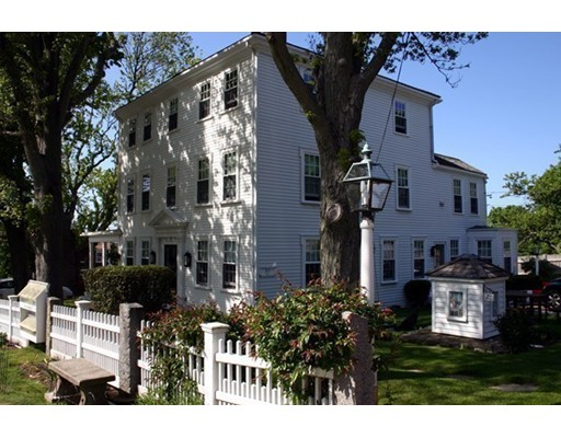 Single Family Home for Sale at 37 Mt Pleasant Street Rockport, Massachusetts 01966 United States