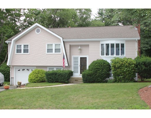 Single Family Home for Sale at 2 Highland Way Burlington, Massachusetts 01803 United States