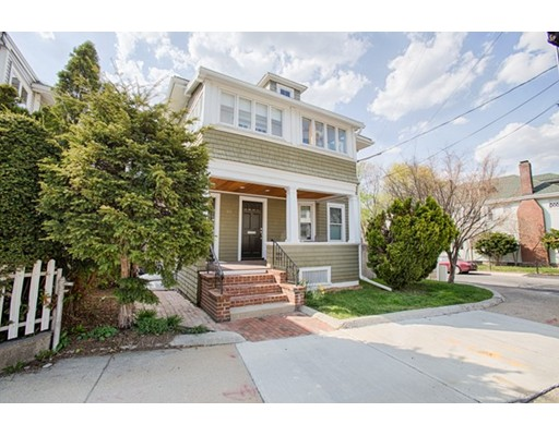 sold property at 351 Walden St, Cambridge, Massachusetts, 02138