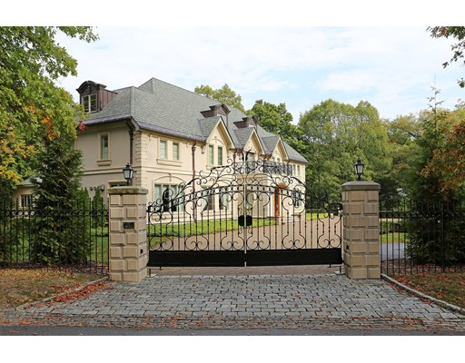 $7,350,000 - 7Br/7Ba -  for Sale in Brookline