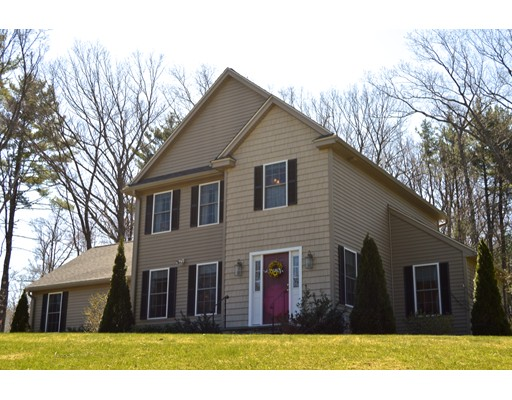 Home for Sale Ayer MA | MLS Listing