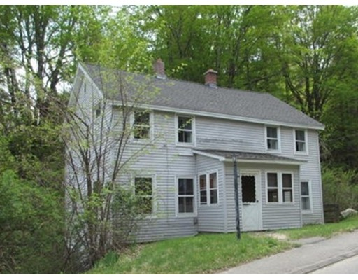 Single Family Home for Sale at 18 Blandford Hill Road Huntington, Massachusetts 01050 United States