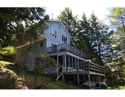 Частный односемейный дом для того Продажа на 79 Dwolfe Road Otis, Массачусетс 01253 Соединенные Штаты