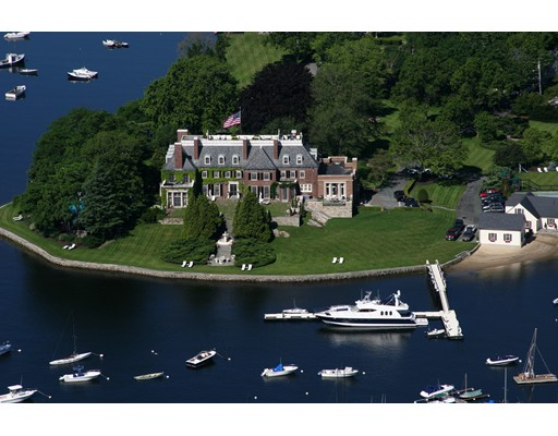 $18,900,000 - 10Br/11Ba -  for Sale in Cohasset