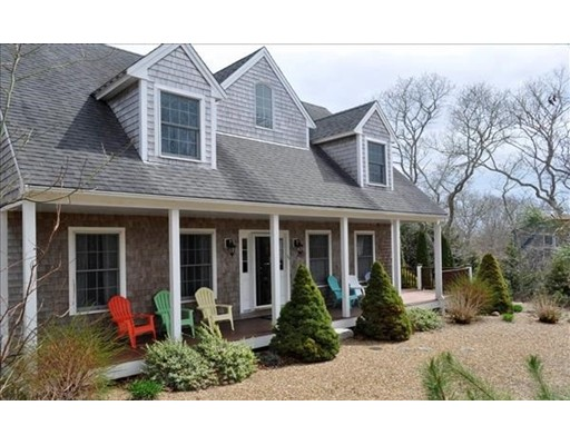 Single Family Home for Sale at 44 Smith Hollow Drive Edgartown, Massachusetts 02539 United States