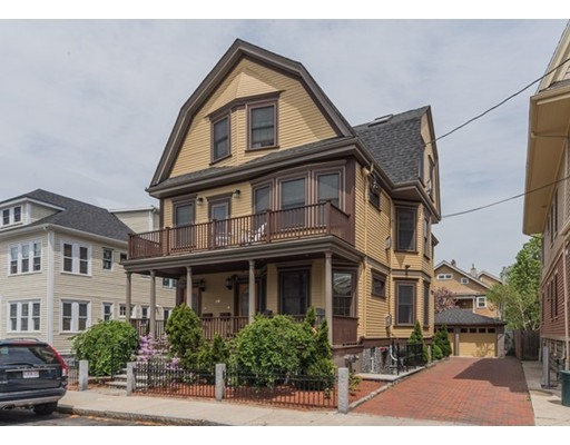 Property for sale at 25 Copley St Unit: 1, Cambridge,  MA 02138