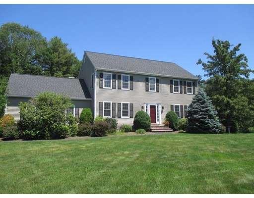 $699,900 - 4Br/4Ba -  for Sale in Old Sawmill Estates, Holliston