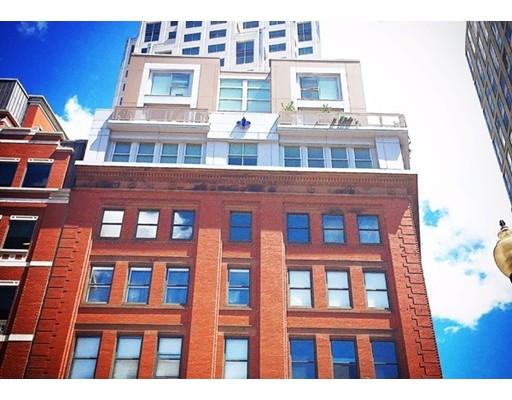 Condominium/Co-Op for sale in 88 Kingston Midtown, Boston, Suffolk