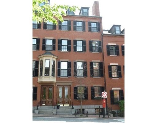 Luxury Condominium for sale in 62 Pinckney Beacon Hill, Boston, Suffolk