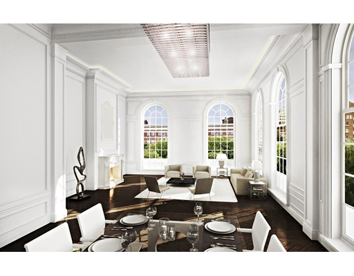 $5,150,000 - 4Br/4Ba -  for Sale in Boston