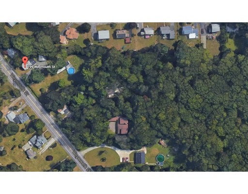 Land for Sale at 199 Weymouth Street Holbrook, Massachusetts 02343 United States