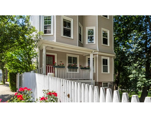 Property for sale at 19 Eliot Crescent Unit: 2, Brookline,  MA 02467