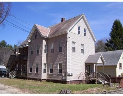 Rental Homes for Rent, ListingId:33496385, location: 13 E Howe St Orange 01364