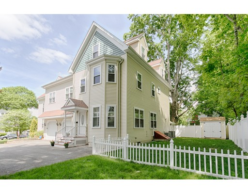 sold property at 12 Lincoln St, Natick, Massachusetts, 01760