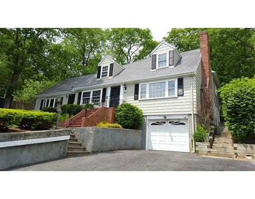 Home for Sale Dedham MA   MLS Listing