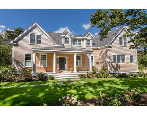 Single Family Home for Sale at 53 Road to the Plains Edgartown, Massachusetts 02539 United States