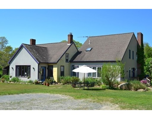 Single Family Home for Sale at 1 Martha's Way Mattapoisett, 02739 United States