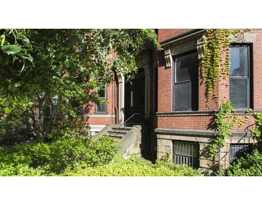 House for sale in 352 Marlborough Street Back Bay, Boston, Suffolk