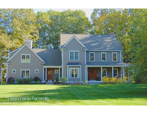 Single Family Home for Sale at 25 Pine Hill Road Hollis, New Hampshire 03049 United States