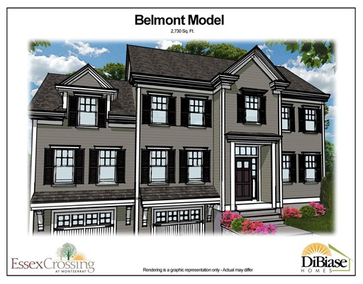 5  Lot 3 Pond View Lane,  Beverly, MA