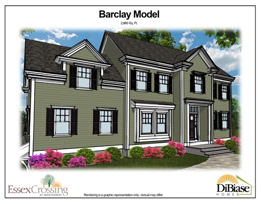 7  Lot 4 Pond View Lane,  Beverly, MA