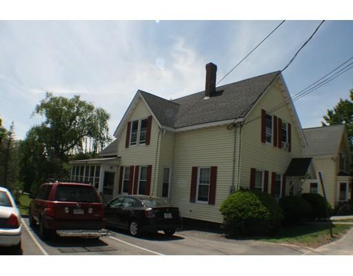 联栋屋 为 出租 在 165 Pleasant St. #2 165 Pleasant St. #2 Concord, 新罕布什尔州 03301 美国