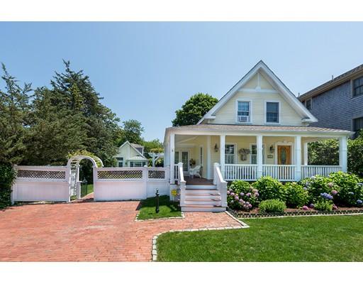 Single Family Home for Sale at 103 School Edgartown, Massachusetts 02539 United States