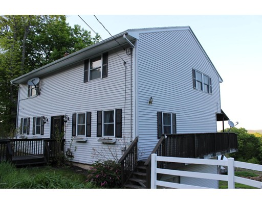 Single Family Home for Sale at 66 Lyon Hill Road Chester, Massachusetts 01011 United States
