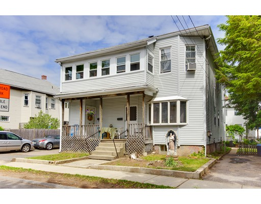 Multi-Family Home for Sale at 15 Walnut Street Belmont, Massachusetts 02478 United States