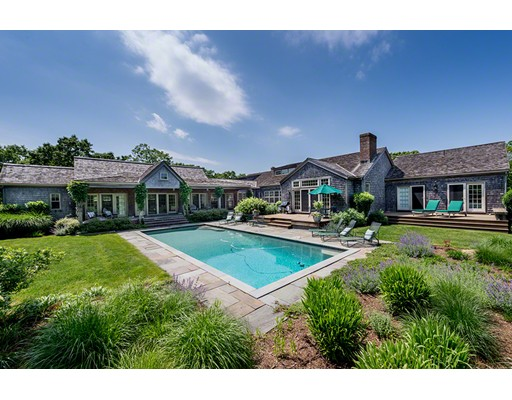 Single Family Home for Sale at 8 Boldwater Road Edgartown, Massachusetts 02539 United States