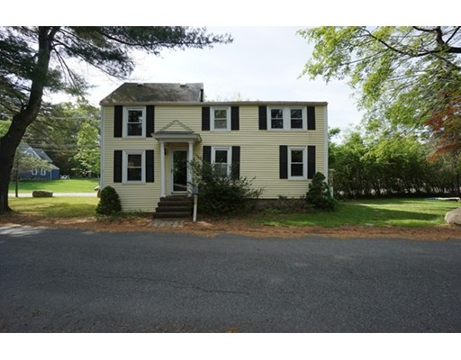 Single Family Home for Sale at 43 Bannister Road Andover, Massachusetts 01810 United States