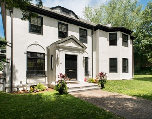 $4,950,000 - 5Br/7Ba -  for Sale in Cottage Farm, Brookline