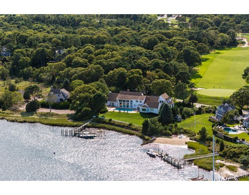 Single Family Home for Sale at 92 North Bay Road Barnstable, Massachusetts 02655 United States