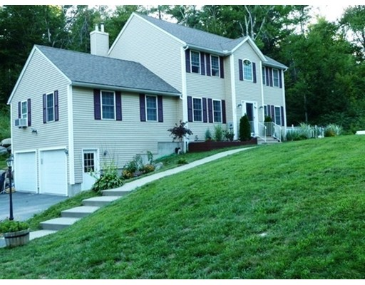 682  Ashburnham Hill Road,  Fitchburg, MA