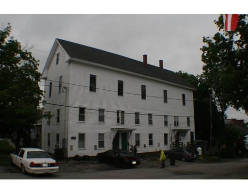 Multi-Family Home for Sale at 14 Park Street Pittsfield, New Hampshire 03263 United States