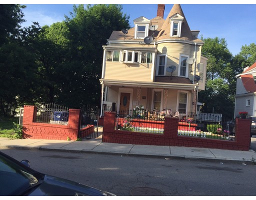 Multi-Family Home for Sale at 52 Lawrence Avenue Boston, Massachusetts 02121 United States