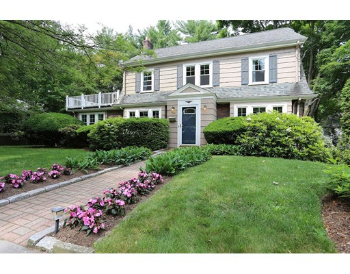Property for sale at 133 Beaumont Ave, Newton,  MA 02460