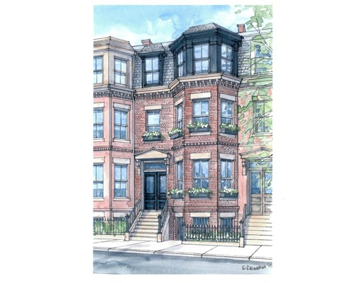$1,225,000 - 3Br/4Ba -  for Sale in Boston