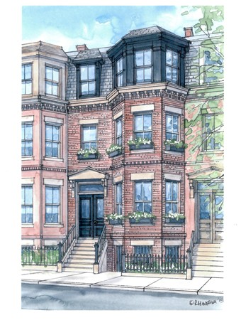 $1,195,000 - 3Br/4Ba -  for Sale in Boston