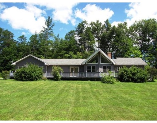 独户住宅 为 销售 在 42 Merrifield Road Bernardston, 马萨诸塞州 01337 美国