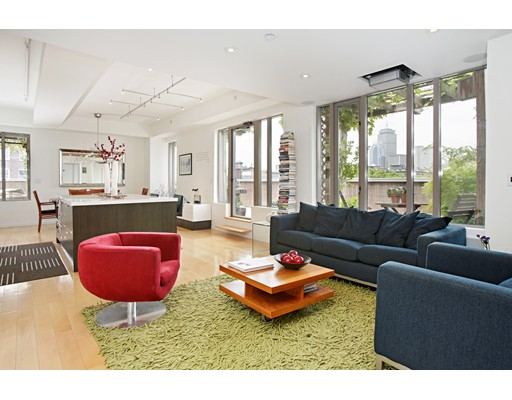 Condominium/Co-Op for sale in Wilkes Passage, 515 South End, Boston, Suffolk