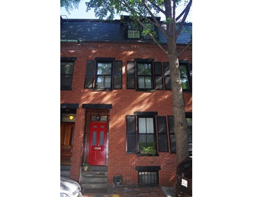 House for sale in 51 Gray St South End, Boston, Suffolk