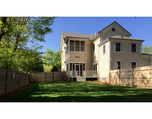 Property for sale at 138 Lincoln St Unit: 1, Newton,  MA 02461