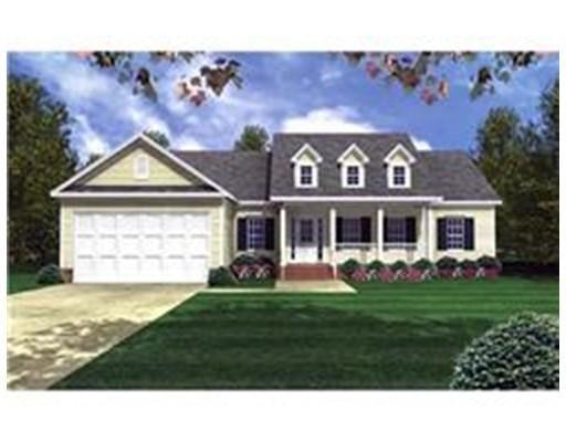 Maison unifamiliale pour l Vente à 12 McKensie Ln Lot 6 12 McKensie Ln Lot 6 Fairhaven, Massachusetts 02719 États-Unis