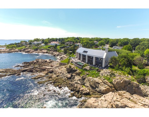 Casa Unifamiliar por un Venta en 25 Rockyledge Road 25 Rockyledge Road Swampscott, Massachusetts 01907 Estados Unidos