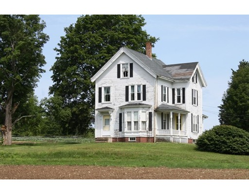 Single Family Home for Sale at 866 Main Street West Newbury, Massachusetts 01985 United States
