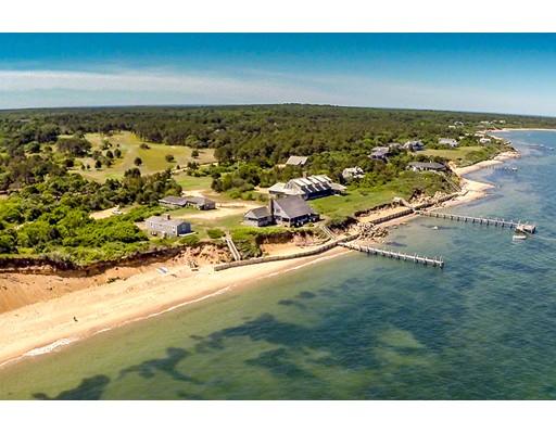 Single Family Home for Sale at 35 North Neck Road Edgartown, Massachusetts 02539 United States