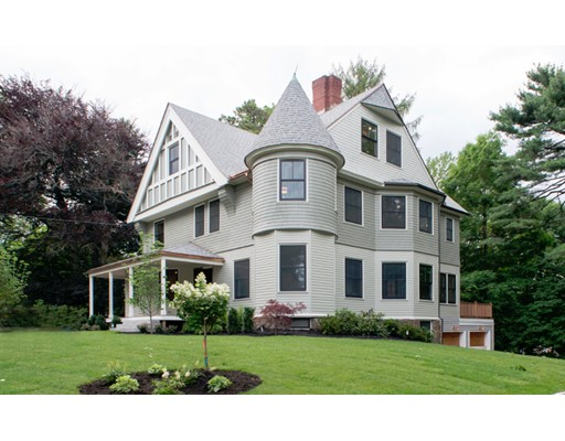 Property for sale at 39 Buckminster Road, Brookline,  MA 02446